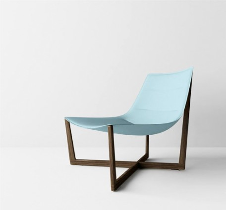 The Saint Tropez Lounge Chair by Christophe Pillet