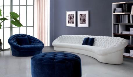 The Cloud Leather Sofa