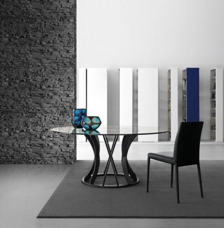 Dorico Glass Table