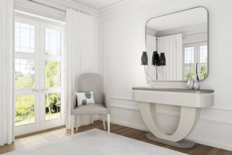 Emma console part of our exclusive Evany Rouse range